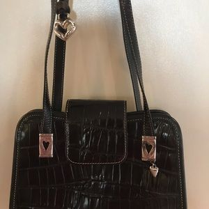 Brighton black purse